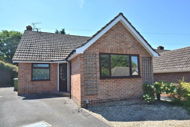 Thumbnail Bungalow to rent in Broadway Close, Harwell, Didcot