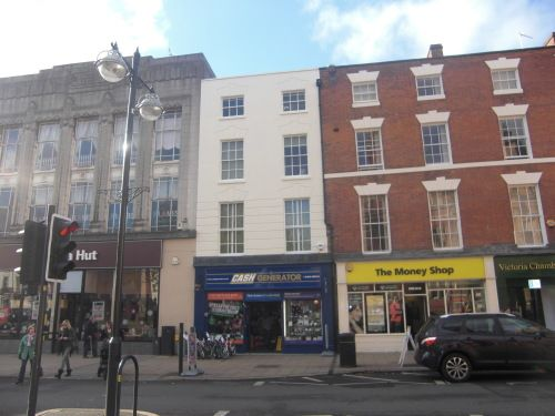 Thumbnail Flat to rent in Bedford Street, Leamington Spa