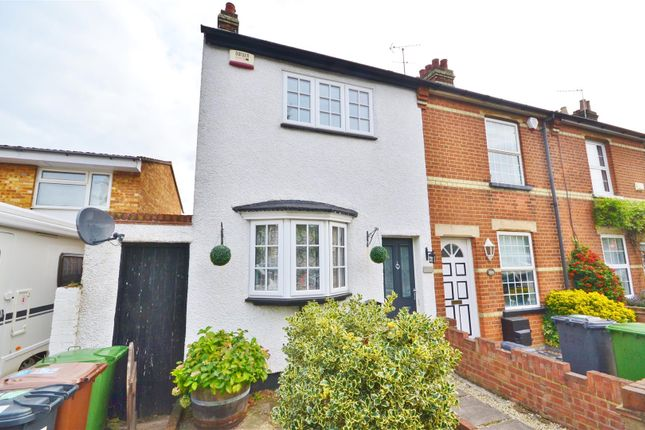 Thumbnail Terraced house for sale in Herkomer Road, Bushey