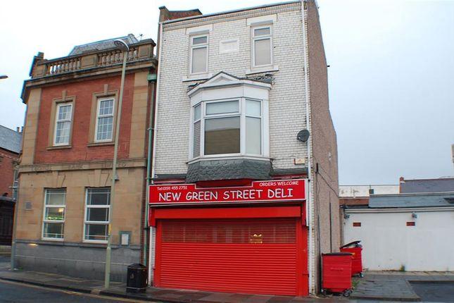 New Green Street, South Shields NE33