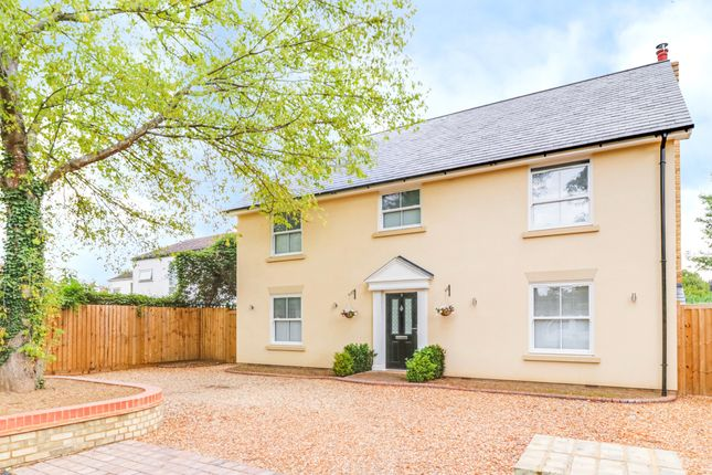 Thumbnail Detached house for sale in Brook Road, Bassingbourn, Royston