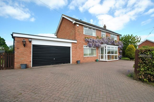 Thumbnail Detached house for sale in Broadacres, Broomhall, Nantwich