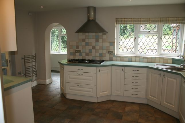 Thumbnail Detached house to rent in Lower Bere Wood, Waterlooville