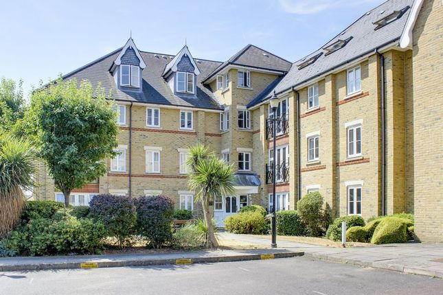Thumbnail Flat for sale in Gater Drive, Enfield