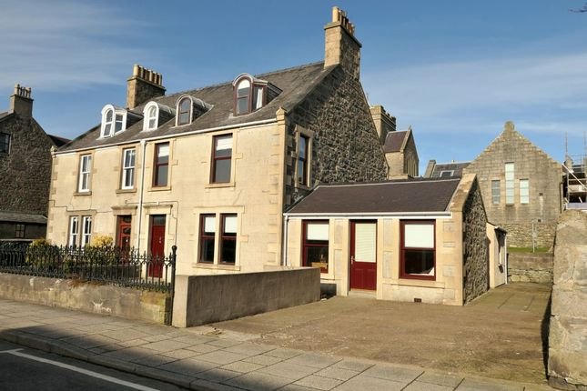 Thumbnail Semi-detached house for sale in 56/58 St. Olaf Street, Shetland