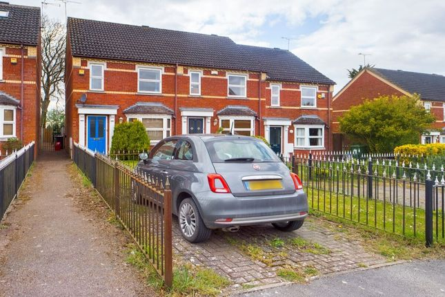 Thumbnail Terraced house for sale in Chestnut Square, Leamington Spa