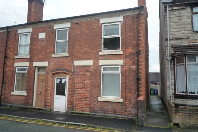 Thumbnail Flat to rent in Price Street, Cannock, Staffs