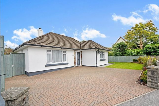 Thumbnail Detached bungalow for sale in Clijah Close, Redruth