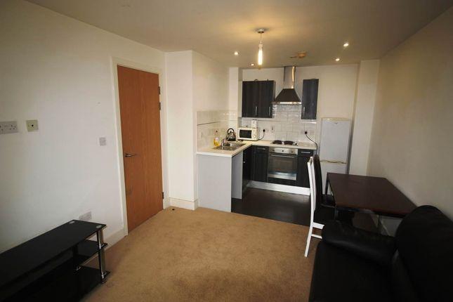 Thumbnail 2 bed flat to rent in Woolston Warehouse, Grattan Road, Bradford