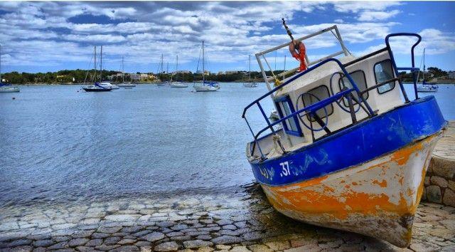 Porto Colom of Spain, Mallorca, Felanitx, Porto Colom