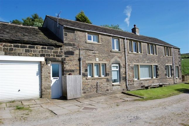Thumbnail Detached house for sale in Hollins Lane, Slaithwaite, Huddersfield