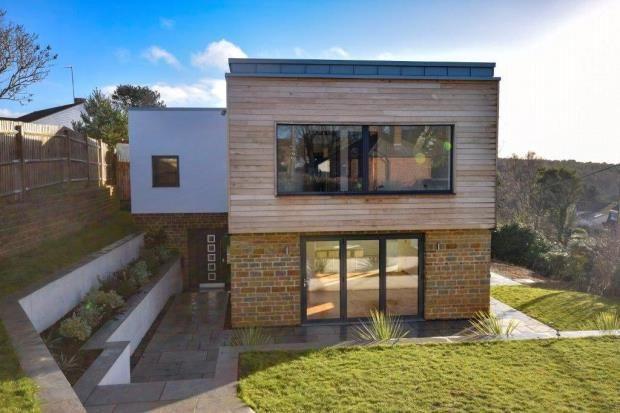 Thumbnail Detached house to rent in Heath Road, Great Brickhill, Milton Keynes