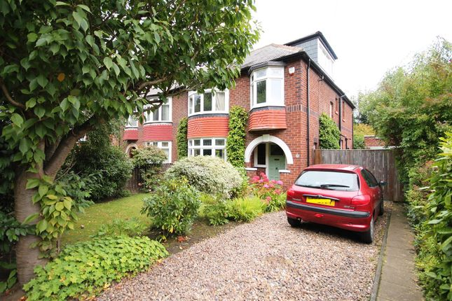 Thumbnail Semi-detached house for sale in Dryburn Road, Framwellgate Moor, Durham