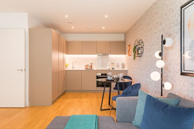 1 bedroom flat for sale in Beaconsfield Road, Southall