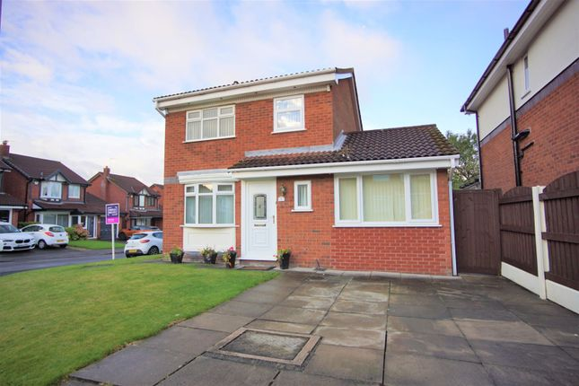 Front View of Priory Close, Dukinfield SK16