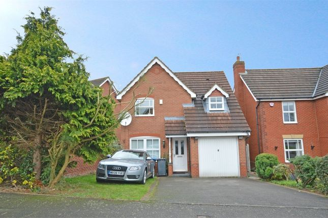 Thumbnail Detached house to rent in Mallow Way, Boughton Vale, Rugby, Warwickshire