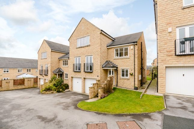Thumbnail Detached house for sale in Farfield Rise, Brighouse, West Yorkshire