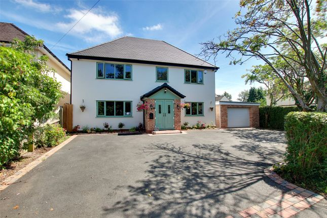 Thumbnail Detached house for sale in Birmingham Road, Marlbrook, Bromsgrove