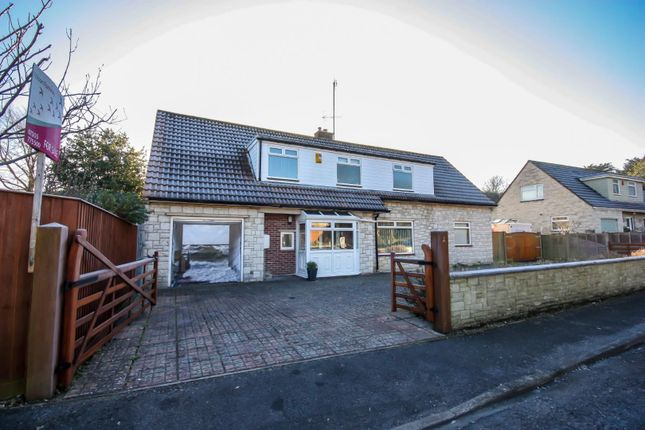 Thumbnail Detached house for sale in Belfield Close, Weymouth