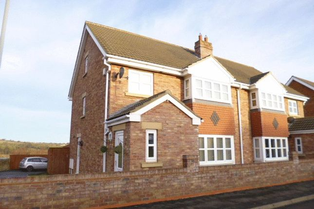 Thumbnail Semi-detached house to rent in Valley View, Witton Park, Bishop Auckland