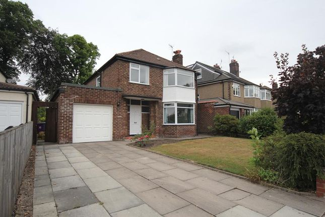 Thumbnail Detached house to rent in Ingledene Road, Calderstones, Liverpool