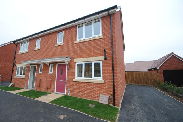 Thumbnail Semi-detached house for sale in Plot 143, Cleeve View, Bishops Cleeve