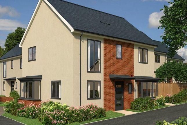 Thumbnail Link-detached house for sale in Pilton Lane, Pinhoe, Exeter