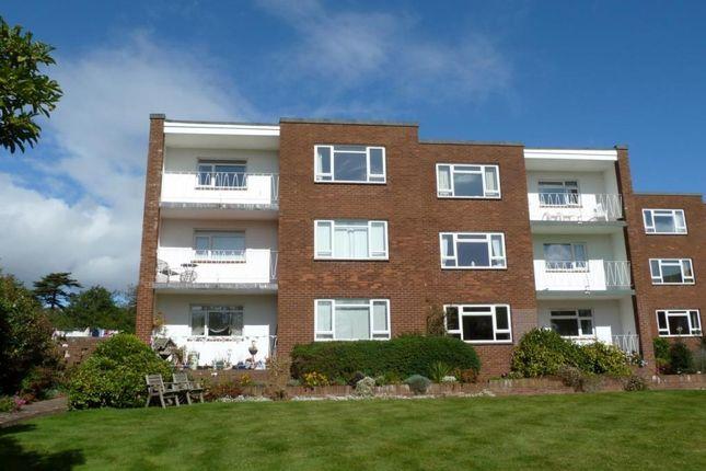 Thumbnail Flat to rent in Moor Park, 27 Douglas Avenue, Exmouth, Devon