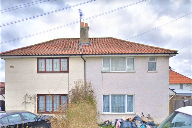 Thumbnail Semi-detached house to rent in Crossway, Hayes