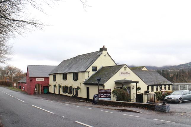 Thumbnail Restaurant/cafe for sale in Llanwenarth, Monmouthshire