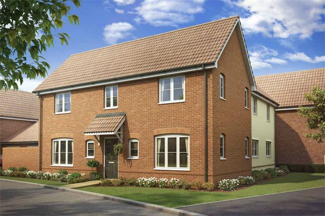 Thumbnail Detached house for sale in Cockaynes Lane, Alresford, Colchester