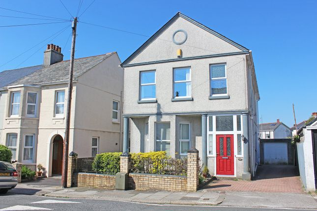 Thumbnail Detached house for sale in Cedarcroft Road, Beacon Park, Plymouth