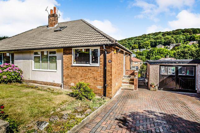 Thumbnail Semi-detached bungalow for sale in Heathdale Avenue, Birkby, Huddersfield