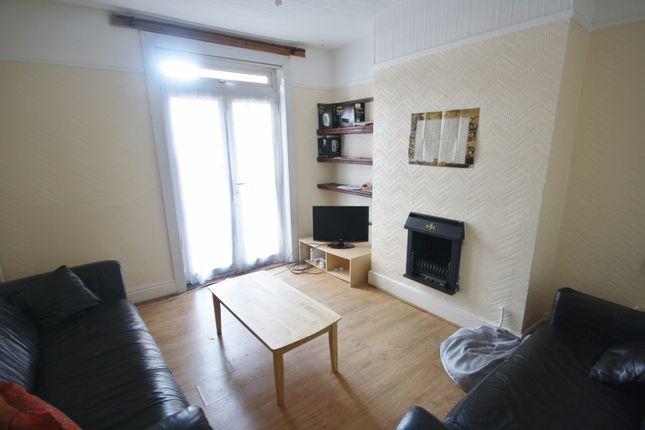 Thumbnail Terraced house to rent in Newtown Street, City Centre, Leicester
