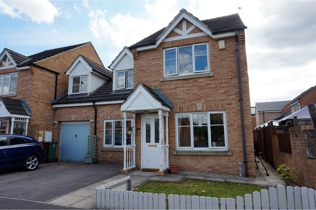 Thumbnail Semi-detached house for sale in Gleneagles Court, Normanton
