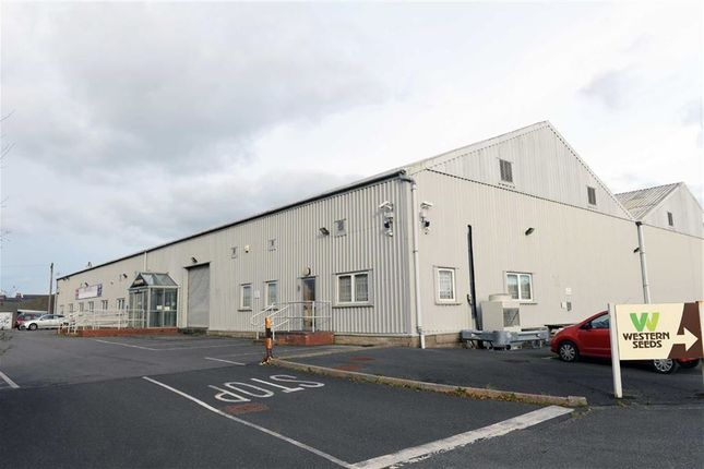 Thumbnail Light industrial to let in Spring Gardens, Whitland, Carmarthenshire