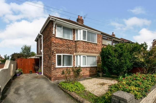 Thumbnail Semi-detached house for sale in Clarence Road, Prenton, Merseyside