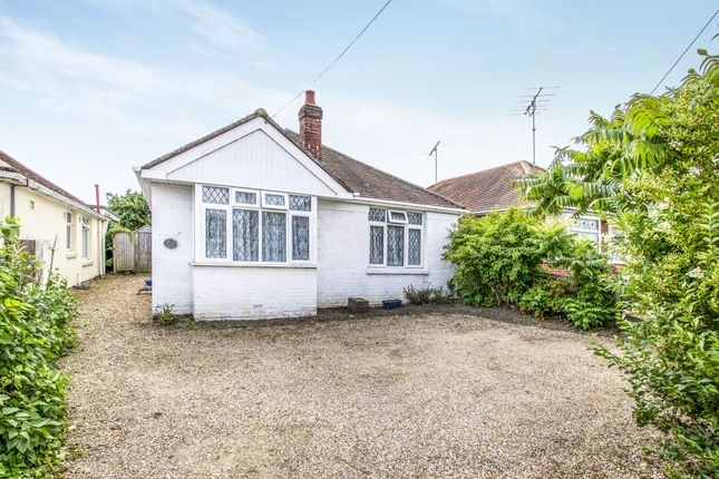 Thumbnail Detached bungalow for sale in Blandford Road, Hamworthy, Poole
