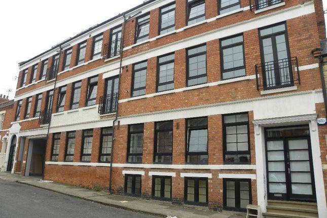 Thumbnail Flat for sale in Artizan Road, Abington, Northampton