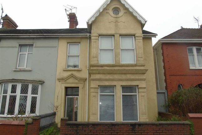 Thumbnail Flat for sale in New Road, Llanelli