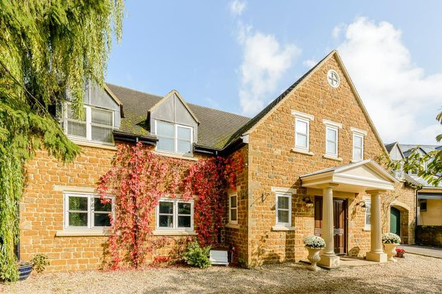 Thumbnail Detached house for sale in Southrop Road, Hook Norton, Banbury, Oxfordshire