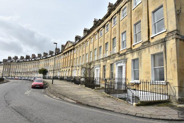 Thumbnail Maisonette for sale in Camden Crescent, Bath