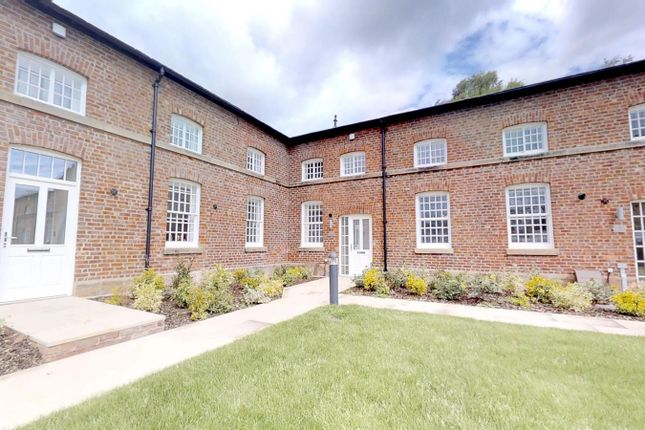 Thumbnail Barn conversion to rent in Alderley Park, Congleton Road, Nether Alderley