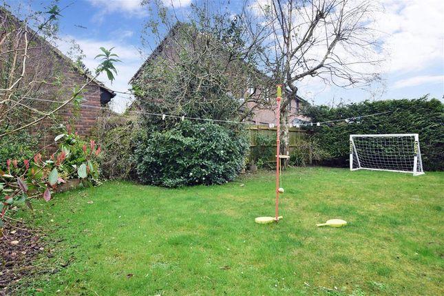 Rear Garden of Abinger Keep, Horley, Surrey RH6