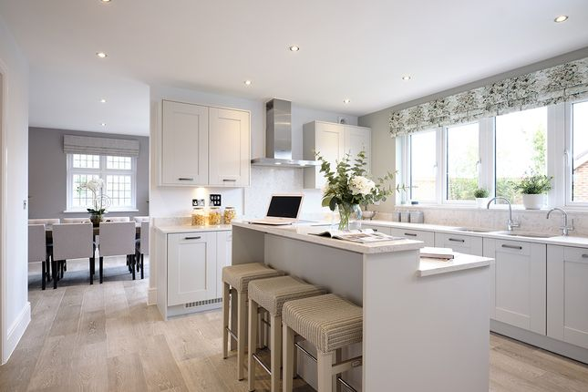 "4 bedroom detached house for sale in ""Richmond"" at Deer Park Lane, Bassaleg, Newport"