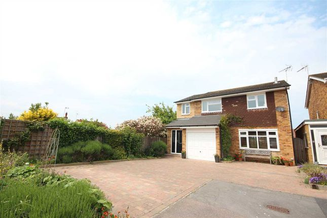 Thumbnail Detached house for sale in Pembroke Gardens, Holland-On-Sea, Clacton-On-Sea