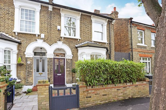 Thumbnail Semi-detached house to rent in Rothschild Road, London