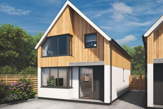 Thumbnail Detached house for sale in Leslie Road, Parkstone, Poole