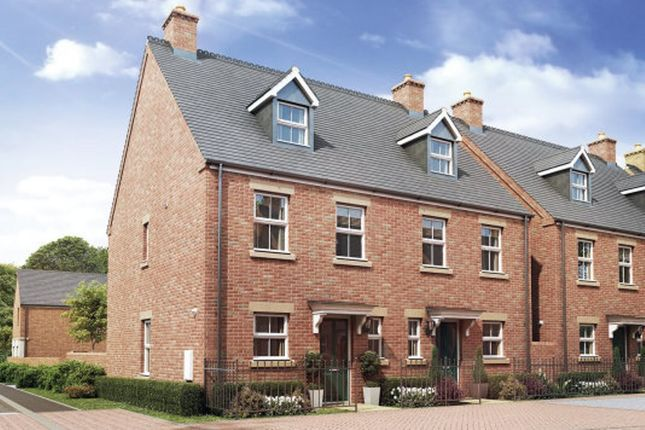 Thumbnail Semi-detached house for sale in Foster Way, Westhill, Kettering