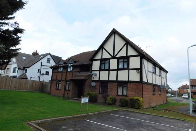 Thumbnail Flat to rent in Regents Close, Hayes